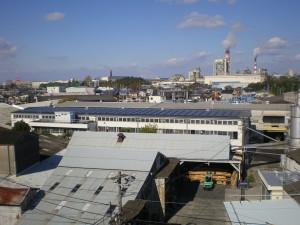 太陽光 工場