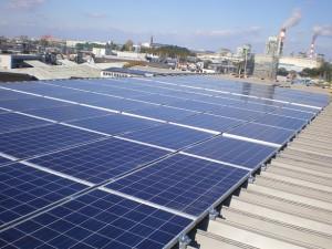 太陽光 設置