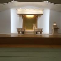 神殿の部材を作りました